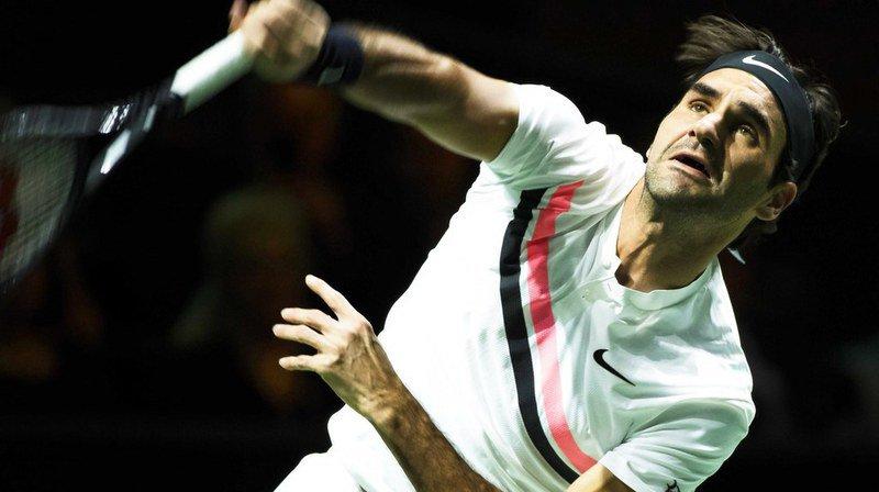 Tennis: Federer bat Kohlschreiber et n'est plus qu'à une victoire de la place de n°1 mondial