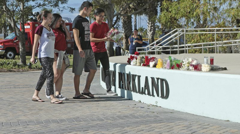 Un ancien élève a abattu 17 personnes d'une école de Parkland.