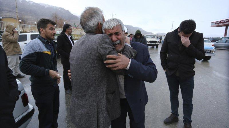Iran: reprise des opérations de recherche de l'avion porté disparu depuis dimanche
