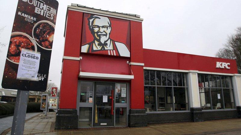 Grande-Bretagne: KFC en pénurie de poulets, des centaines de restaurants fermés