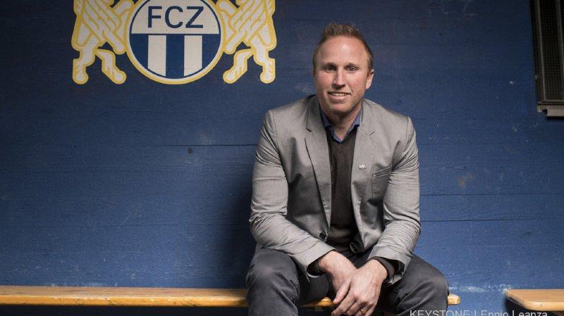 Football: Ludovic Magnin veut jouer avec audace rêve d'un parcours à la Lucien Favre