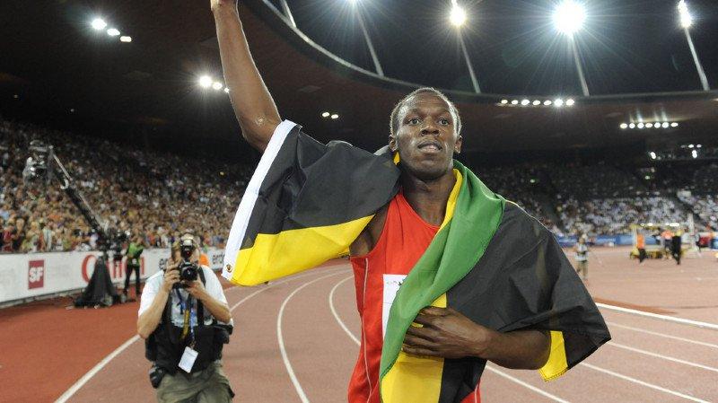 Football: Usain Bolt va finalement jouer un match de charité à Manchester