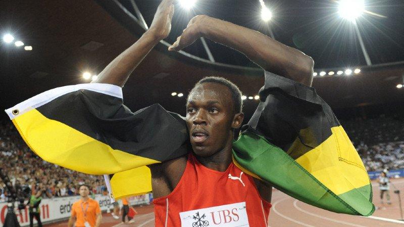 Athlétisme: le Jamaïcain Usain Bolt a signé avec un club de football
