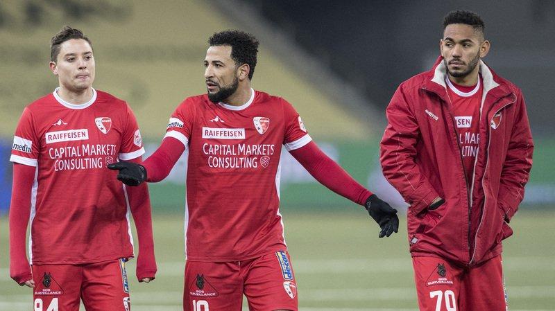 Sion s'est incliné 1-0 face à Young Boys lors de ce match de la 23e journée de Super League.