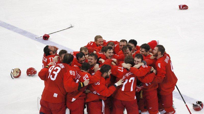 La Russie décroche l'or devant l'Allemagne.