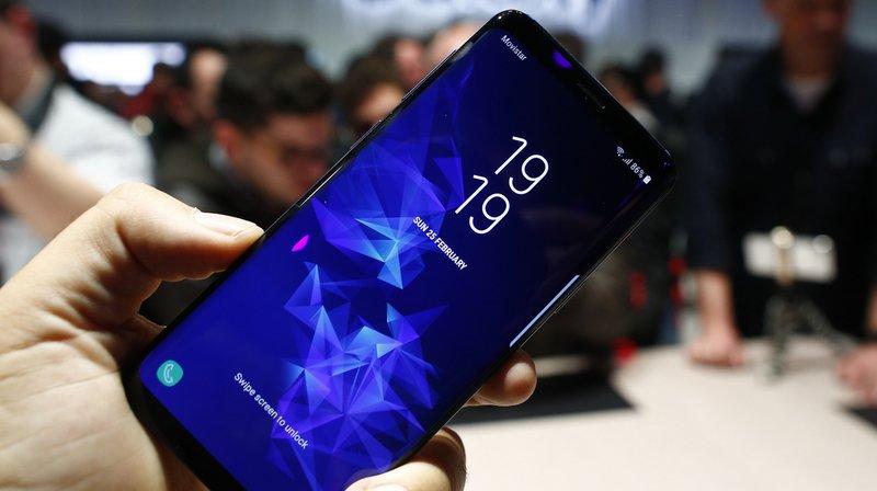 Samsung dévoile son Galaxy S9, tourné sur les réseaux sociaux