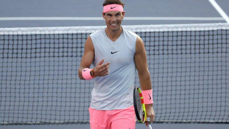 Redevenu dauphin de Roger Federer au classement mondial, Nadal est le grand favori pour remporter l'épreuve mexicaine pour la troisième fois après 2005 et 2013.