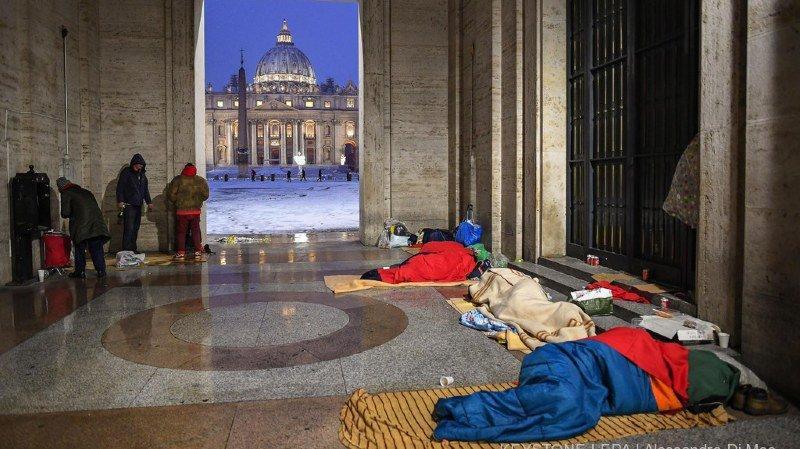 Déjà plus d'une vingtaine de morts en Europe — Vague de froid
