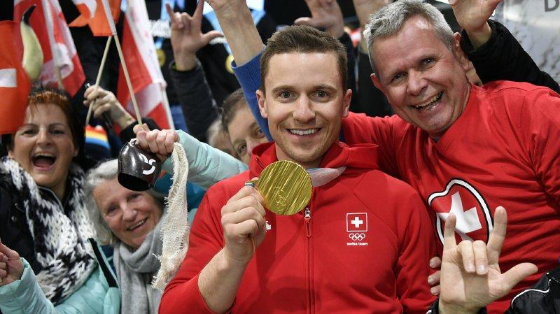 JO 2018: les derniers médaillés suisses sont de retour au pays