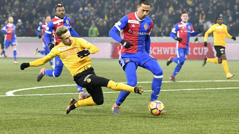 Football: Young Boys domine Bâle et file en finale de la Coupe de Suisse
