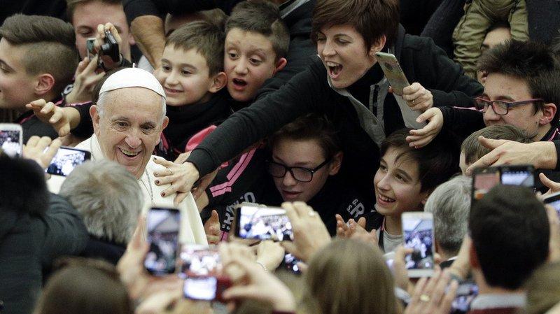 Le pape sera à Genève le 21 juin.