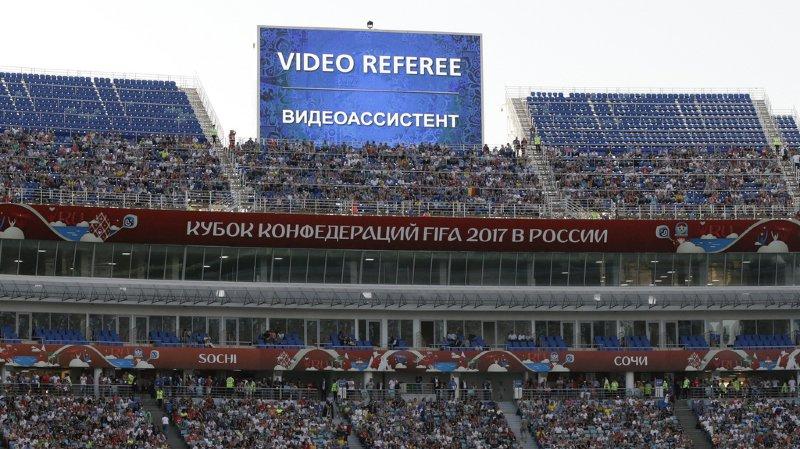 Mondial 2018: officiellement adopté ce samedi, l'arbitrage vidéo sera utilisé en Russie