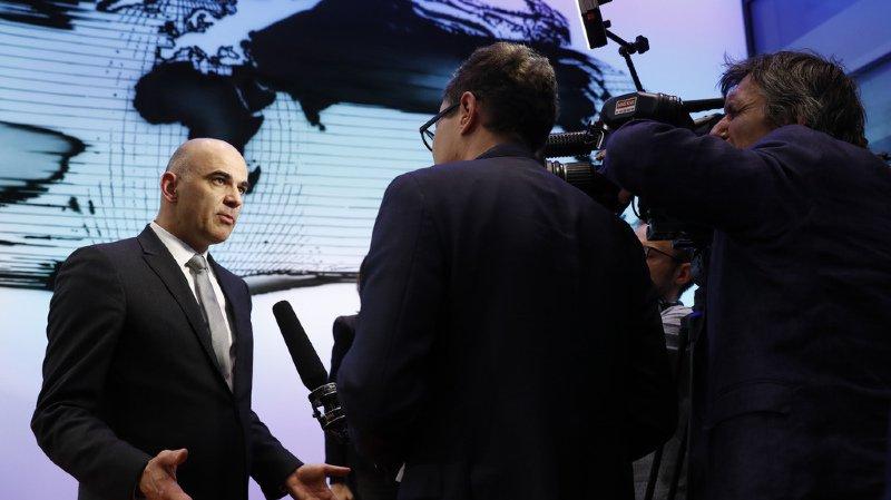 Prévoyance vieillesse: le projet de réforme de l'AVS d'Alain Berset jette un froid
