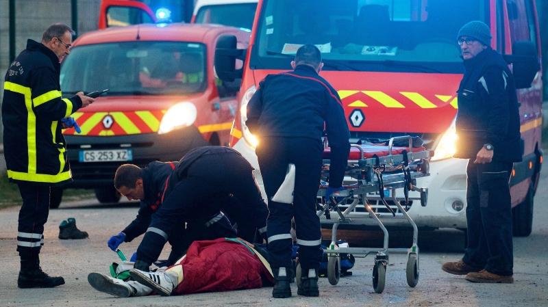Violences attisées par les passeurs à Calais