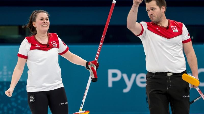 La délégation suisse tient sa première médaille