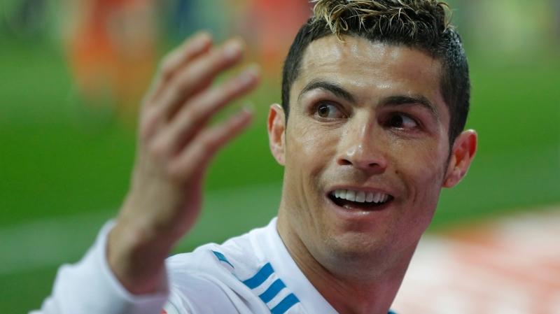 Cristiano Ronaldo connaît l'enjeu, mais il n'a pas peur.