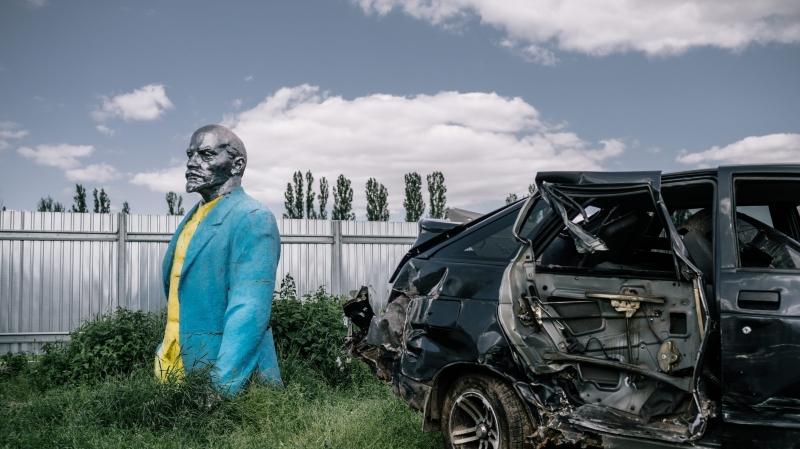 La Chaux-de-Fonds: Lénine s'invite à la Nuit de la photo