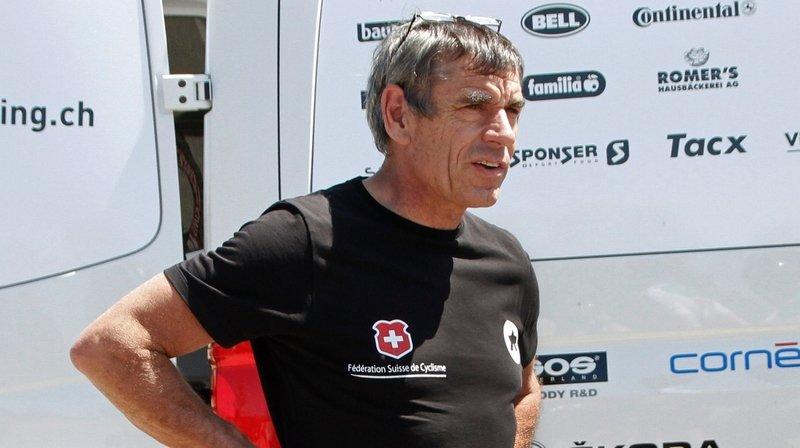 «Nous avons vraiment eu de la chance», lance Daniel Gisiger, entraîneur national de la piste