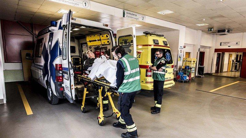La police neuchâteloise et des étudiants infirmiers et en soins ambulanciers participeront à des simulations médicales, au Val-de-Travers.