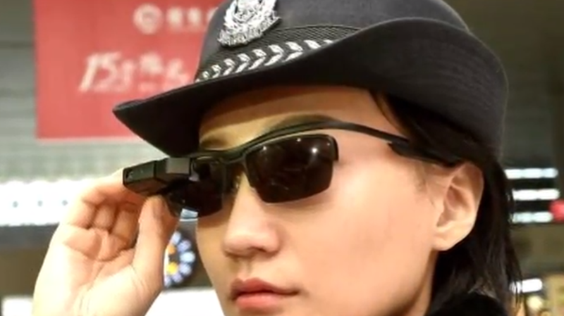 Chine: des lunettes pour reconnaître des criminels