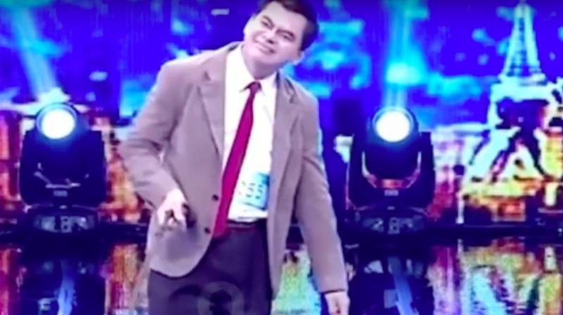"""Thaïlande: un """"Mr Bean"""" fait son show en prison"""