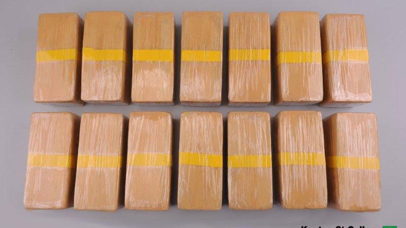 Saint-Gall: réseau de trafiquants d'héroïne d'ampleur nationale démantelé