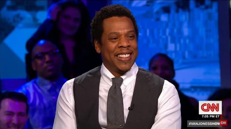 """Jay-Z avait qualifié de """"décevants et douloureux"""" les termes de """"pays de merde"""" que Trump aurait utilisés pour décrire des nations africaines ainsi qu'Haïti et le Savador."""