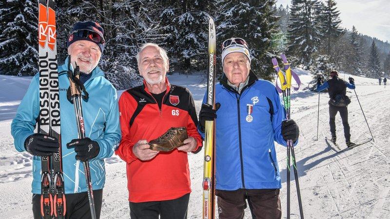 Il y a 50 ans, sept Neuchâtelois partaient aux JO de Grenoble à ski de fond...