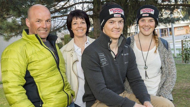 Pas de JO pour la skieuse valaisanne Mélanie Meillard: «C'est la poisse», réagit son papa