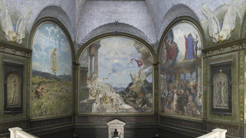 """Exposition sur les indiennes """"made in Neuchâtel"""" au Musée d'art et d'histoire"""