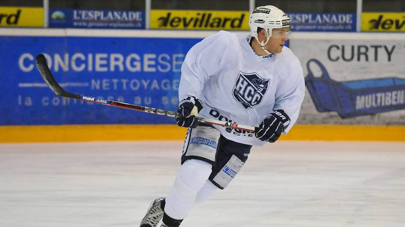 Caryl Neuenschwander a été professionnel durant 17 saisons.