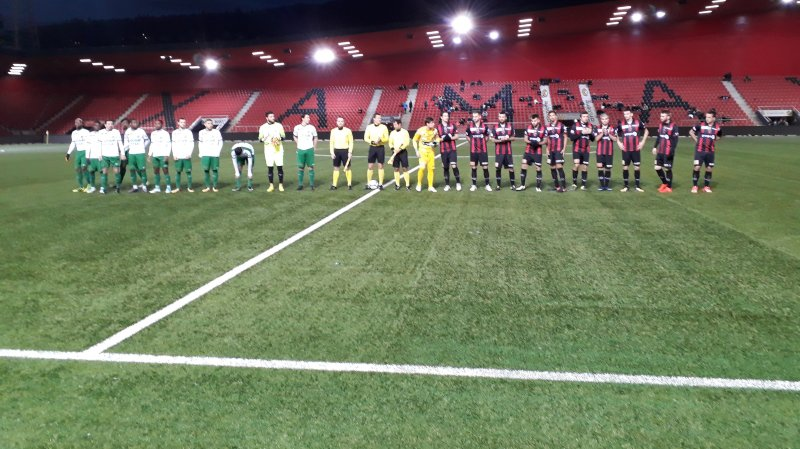 Les Xamaxiens ont battu Yverdon 5-1 en match amical.