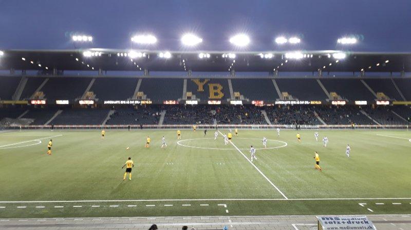 Neuchâtel Xamax FCS s'est incliné 4-2 au Stade de Suisse face à Young Boys.