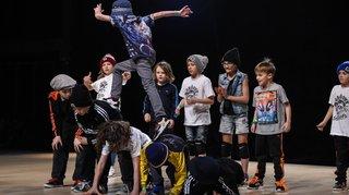 Des élèves du Landeron organisent un concours de danse