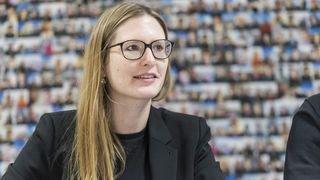 Grand Conseil: Béatrice Haeny succédera à Olivier Lebeau comme cheffe de groupe PLR