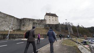 Les portes du château de Valangin ouvertes jusqu'à quand?