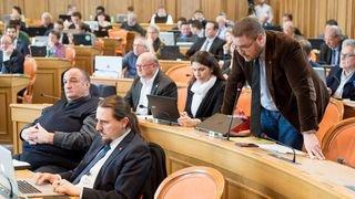 L'UDC perd elle aussi son chef de groupe au Grand Conseil neuchâtelois