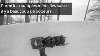 Skieurs, bobeurs: qui a gagné le plus de médailles aux JO?