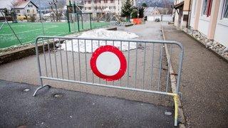 Fontaines: le camion fou sans chauffeur ravive le débat sur la sécurité aux abords de l'école