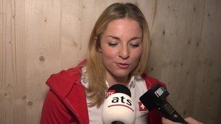 Lara Gut : un an après sa blessure