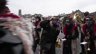 Le Carnaval des Bolzes a soufflé ses 50 bougies à Fribourg
