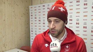 Premiers JO pour le hockeyeur Chaux-de-Fonnier Romain Loeffel