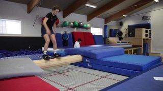 JO 2018: comment la skieuse freestyle Mathilde Gremaud s'est préparée aux Jeux olympiques
