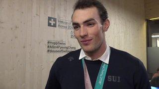 """Daniel Yule: """"La médaille d'équipe met un peu de baume au cœur"""""""