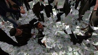 Corruption: la Suisse gagne 2 places et monte sur le podium du classement de Transparency International