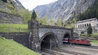 Suisse: un prix européen pour le tunnel ferroviaire du Gothard