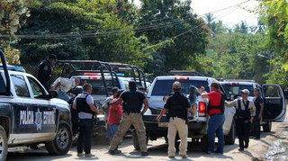 Mexique: 19'000 meurtres dus au crime organisé en 2017