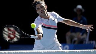 Open d'Australie: Roger Federer affronte Tomás Berdych en quart de finale