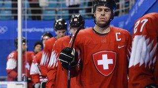 JO 2018 - hockey: l'équipe suisse de hockey, battue par l'Allemagne, rentre à la maison