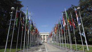 Coupes salariales: appel à un arrêt de travail du personnel de l'ONU à Genève